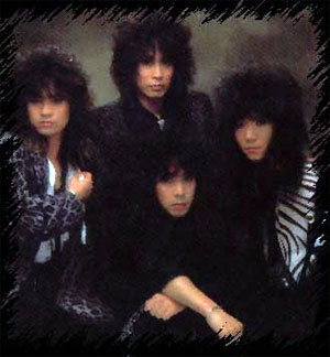 [Loudness Band Picture]
