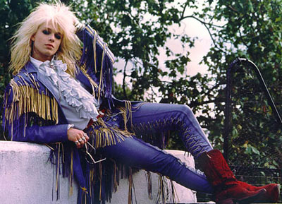Michael Monroe Band Picture