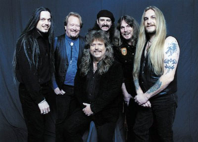 [Molly Hatchet Band Picture]