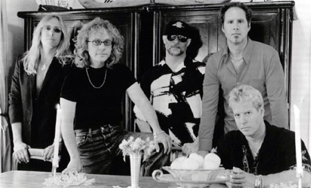 Night Ranger Band Picture