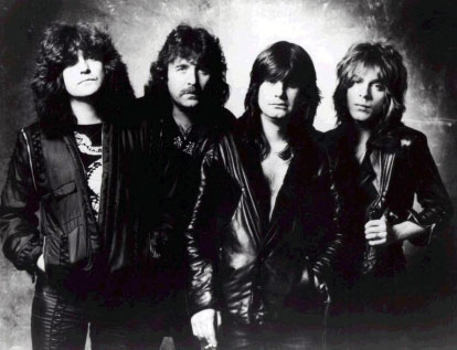 [Ozzy Osbourne Band Picture]