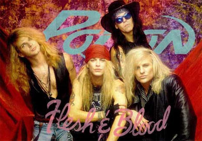 [Poison Band Picture]