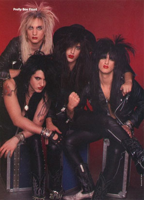Pretty Boy Floyd Band Picture