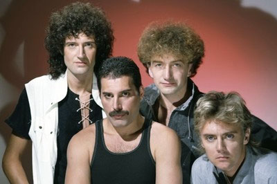 [Queen Band Picture]