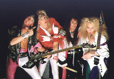 [Queen Obscene Band Picture]