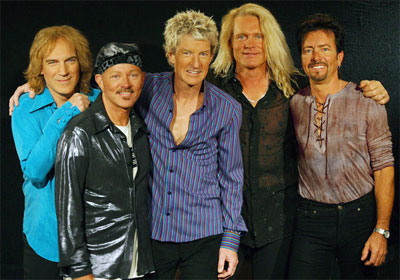 [REO Speedwagon Band Picture]