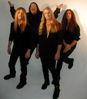 [Savatage Band Picture]