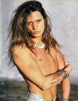[Sebastian Bach Band Picture]