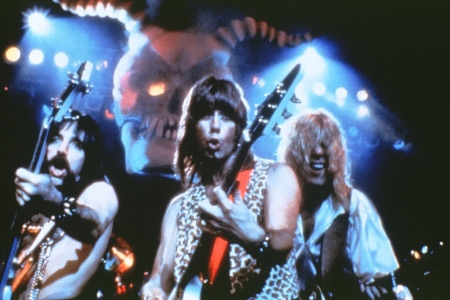 [Spinal Tap Band Picture]