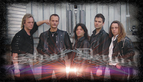 [Steel Dawn Band Picture]