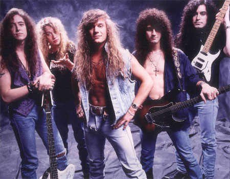 Steelheart Band Picture