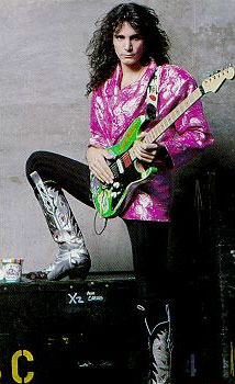 [Steve Vai Band Picture]
