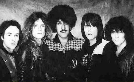 [Thin Lizzy Band Picture]