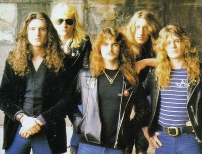 [Tygers Of Pan Tang Band Picture]
