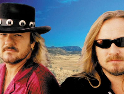 [Van Zant Band Picture]