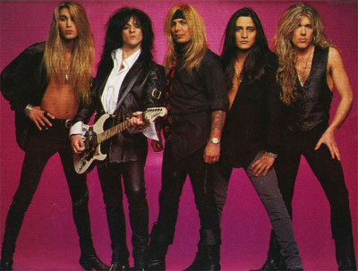 [Vince Neil Band Picture]