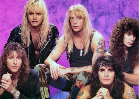 Warrant Band Picture