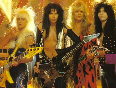 [W.A.S.P. Band Picture]