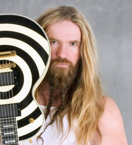 [Zakk Wylde Band Picture]