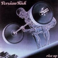 [Persian Risk Rise Up Album Cover]