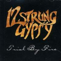 12 Strung Gypsy Trial by Fire Album Cover