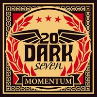 [20 Dark Seven Momentum Album Cover]