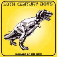 [20th Century Boys Beware Of The Rex Album Cover]