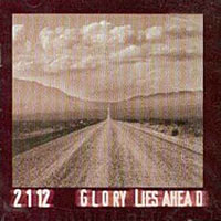 2112 Glory Lies Ahead Album Cover