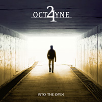 [21 Octayne Into the Open Album Cover]