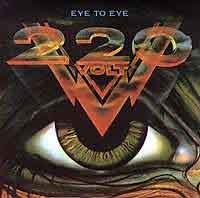 220 Volt Eye to Eye Album Cover