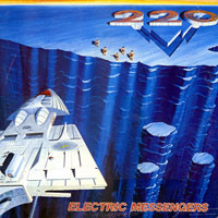 [220 Volt Electric Messengers Album Cover]