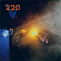 [220 Volt 220 Volt Album Cover]