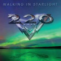 [220 Volt Walking In Starlight Album Cover]