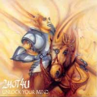 [2hot4u Unlock Your Mind Album Cover]