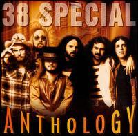 [38 Special Anthology Album Cover]