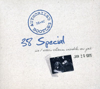 [38 Special Authorized Bootleg: Live, Nassau Coliseum - Uniondale, NYC 1/29/85 Album Cover]