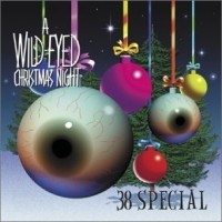 [38 Special A Wild-Eyed Christmas Night Album Cover]