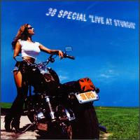 [38 Special Live at Sturgis Album Cover]