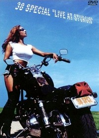 [38 Special Live At Sturgis (DVD) Album Cover]