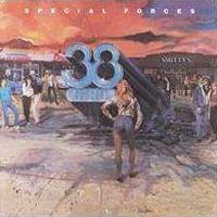 [38 Special Special Forces Album Cover]