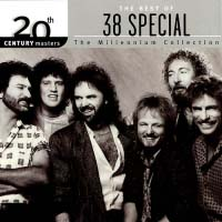 [38 Special 20th Century Masters: The Best Of .38 Special Album Cover]