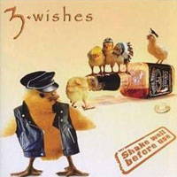 3 Wishes Shake Well Before Use Album Cover
