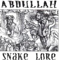 [Abdullah Snake Lore Album Cover]