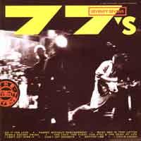 [Seventy Sevens CD COVER]