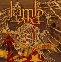 [Lamb of God Killadelphia Album Cover]