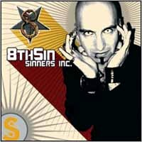 [8thSin Sinners Inc. Album Cover]