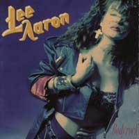 [Lee Aaron Bodyrock Album Cover]