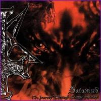 [Abigor Satanized (A Journey Through Cosmic Infinity) Album Cover]