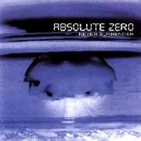 [Absolute Zero Never Surrender Album Cover]