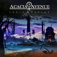 Acacia Avenue Early Warning Album Cover